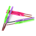 generic alumina crochet needles hooks multicolor