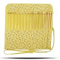 Single Point Knitting Needle Case