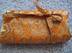 silk knitting needle roll case brilliant